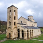 Serbian Orthodox Monastery Sopocani