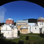 Monastery Studenica, Serbia